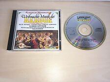 Ludwig Güttler - Weihnachts-Musik des Barock CD - 1992 GERMAN IMPORT