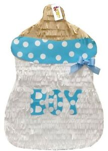 Captivating Image Is Loading Boy Baby Bottle Pinata It 039 S A Boy