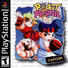 Pocket Fighter PS New Playstation
