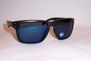 81ff20e23a Image is loading New-Oakley-Sunglasses-HOLBROOK-OO9102-52-BLACK-ICE-