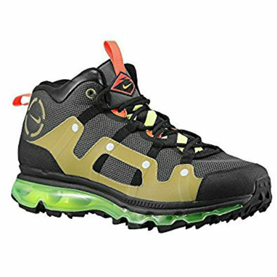 Nike Air Max Minot Volt-metallic - Newsprint / Volt-metallic Minot Silver-black, d2987b