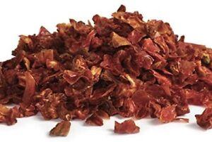 Dried Natural Tomato Flakes by Its Delish, 1 lb (16 Oz) Bulk
