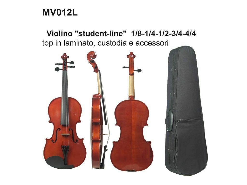 Violino da studio 1 4 DAM Student Line MV012L14