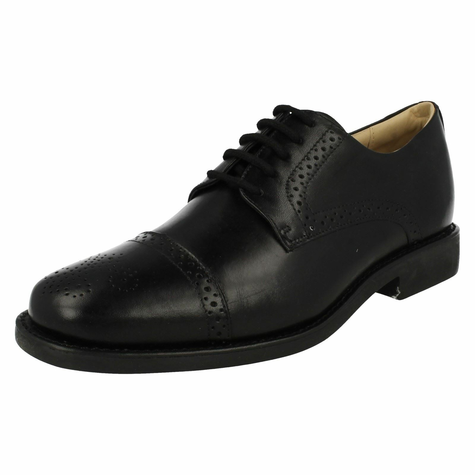 Mens Anatomic Brogue Detailed Schuhes 'Araras'