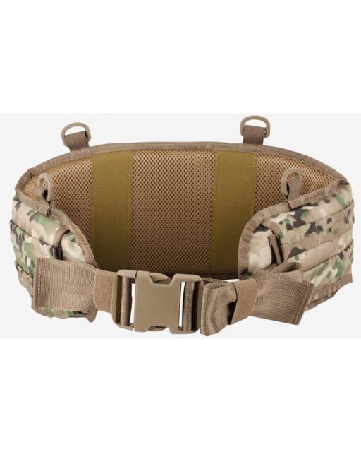 New Multicam / MTP Match Tactical Molle Battle Belt ( Padded Webbing PLCE