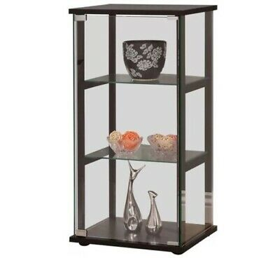 Small Curio Cabinet With Gl Doors