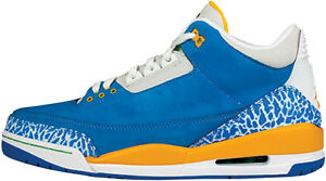 a08dee67dfbab6 Air Jordan 3 Retro LS Do The Right Thing Cement True Sport Blue Pure ...