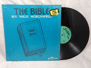 Rev-Willie-Morganfield-LP-The-Bible-Jewel-0154-Black-Gospel