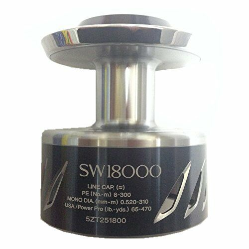 Shimano Reel Yumeya 13 Stella SW 18000 Power Drag Spool F S von JAPAN