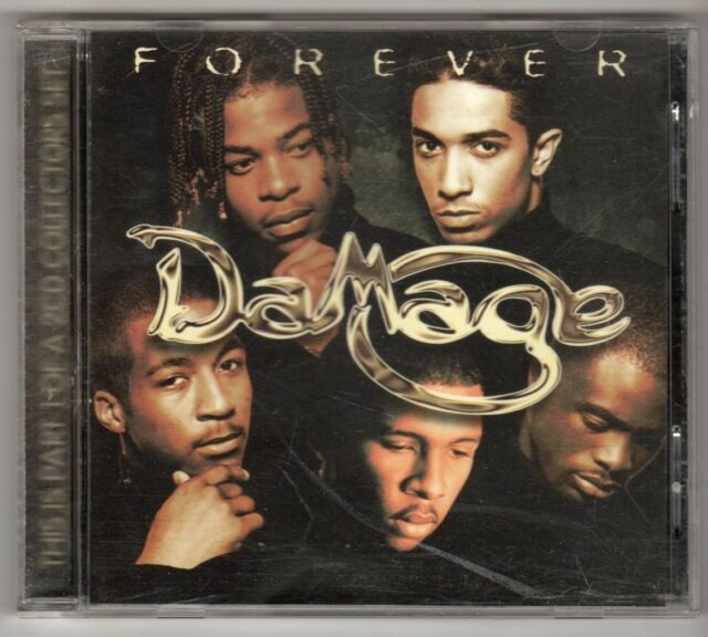(GL766) DaMage, Forever - 1996 CD