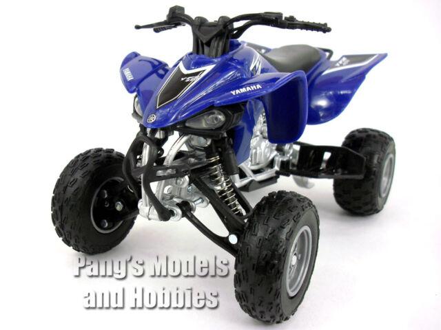 Yamaha YFZ 450 Yfz450 1/12 Scale Die Cast Toy Model