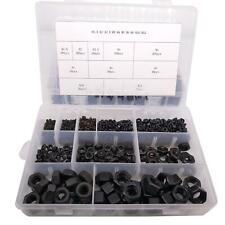1160pcs Metric Thread Insert Screw Carbon Steel Hex Nut Assortment Kit