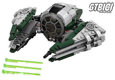LEGO STAR WARS  `` YODA/'S JEDI STARFIGHTER ´´  Ref 75168  NUEVO A ESTRENAR