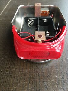 Columbia-Bicycle-Taillight-Fits-Westfield-amp-with-rack-can-fit-many-model-Bikes