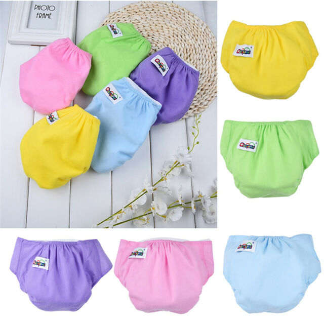 Reusable Waterproof PUL Infant Newborn Baby Cloth Diaper Nappy Cover