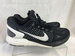 Nike Lunarglide 7 Baskets Noir Taille UK 5.5, EU 39