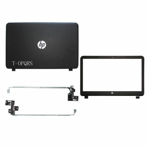 FOR HP 15-G040CA 15-R030WM 15-G010AX 15-g039ca LCD back cover//Front Bezel//hinges