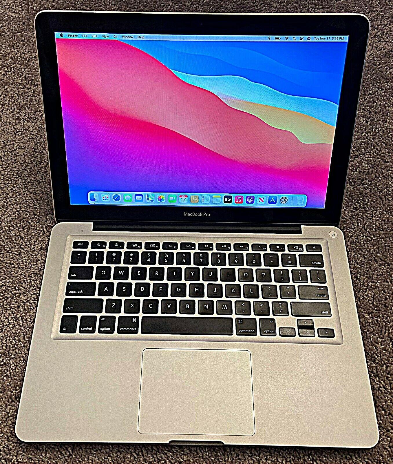 Apple MacBook Pro 13 | MacOS Big Sur 2020 | 16GB RAM | 1TB SSD | WARRANTY | . Buy it now for 740.79