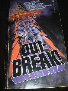 OUT-BREAK-BY-ROBERT-DeMARIA-A-JOVE-BOOK-Paperback-1978