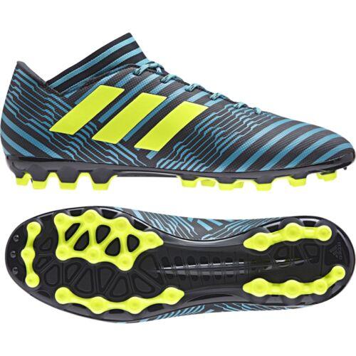 estafa fragancia tocino  Voetbal adidas NEMEZIZ 17.3 AG Agilitymesh Fußballschuh S82341  schwarz-gelb-blau ncrm.co.il