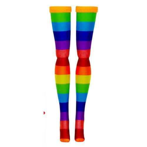Multi Stripe Doll Stockings for Wilde Imagination Ellowyne Evangeline Patience