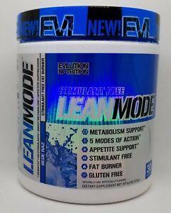 EVLUTION-NUTRITION-EVL-LeanMode-30-Serv-Powder-Stimulant-Free-Fat-Burner-Lean