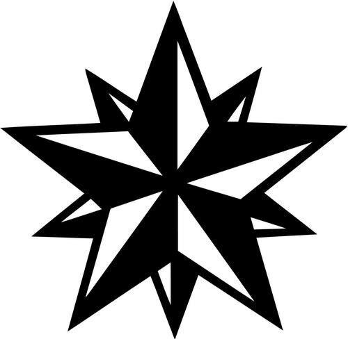 Russia CCCP Star 5 Car Window Vinyl Decal Sticker