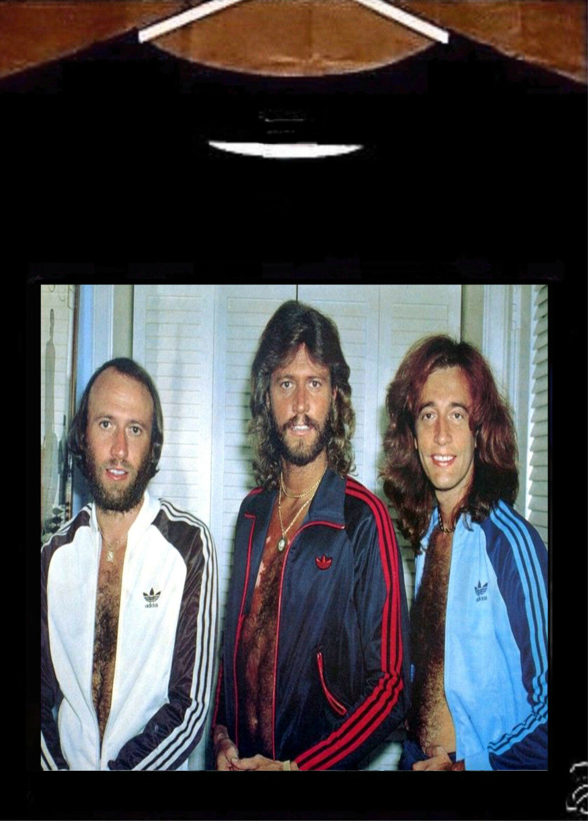 Bee Gees T shirt; The Bee Gees Tee Shirt