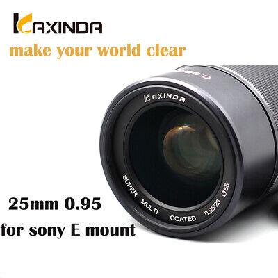 KAXINDA 35mm F/1.7 Large Aperture Manual Prime Fixed Lens APS-C ...