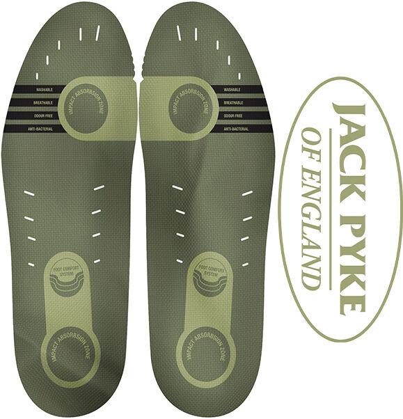 Jack Pyke Stivali Quattro Strato Solette Stivali Pyke da Trekking Anti-odore 06aa09