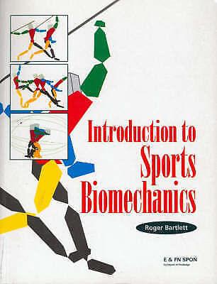 Introduction to Sports Biomechanics-ExLibrary