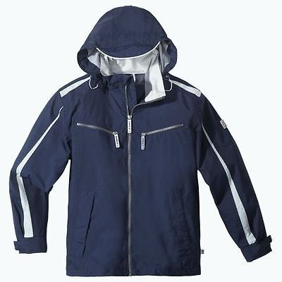 Jacken 100% QualitäT Jeantex Kinderjacke Kilian Gr 176 Tinte 3 In 1 Allwetterjacke Verbraucher Zuerst Sport