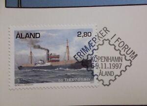 Postkarte Finnland 1997 Motiv Schiffe - Gschwend, Deutschland - Postkarte Finnland 1997 Motiv Schiffe - Gschwend, Deutschland