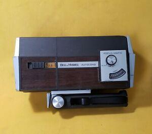 Vintage-Bell-Howell-Custom-Super-Eight-FilmSound-8-Movie-Camera-Model-442