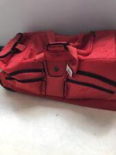 785de3f6b9 Brand New 6 Pack Fitness Meal Bag Elite Alpha Duffel Bag Red  Black FREE  SHIP