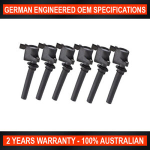 Image Is Loading 6 X Ignition Coil Mazda Tribute Mpv Lw