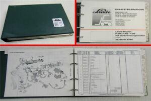 Linde-H20-H25-H30-Gabelstapler-Ersatzteilkatalog-ab-Serie-5-80-Ersatzteilliste
