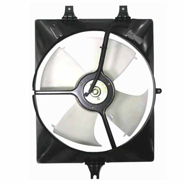 04 05 06 07 08 Acura TL A/C Condenser Cooling Fan Motor