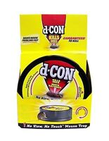 D-con No View No Touch Mouse Trap (6 Pack) Pack Of 6 Free Shipping