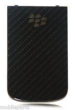Genuine Original  Blackberry Bold 9900 Battery Cover - Black
