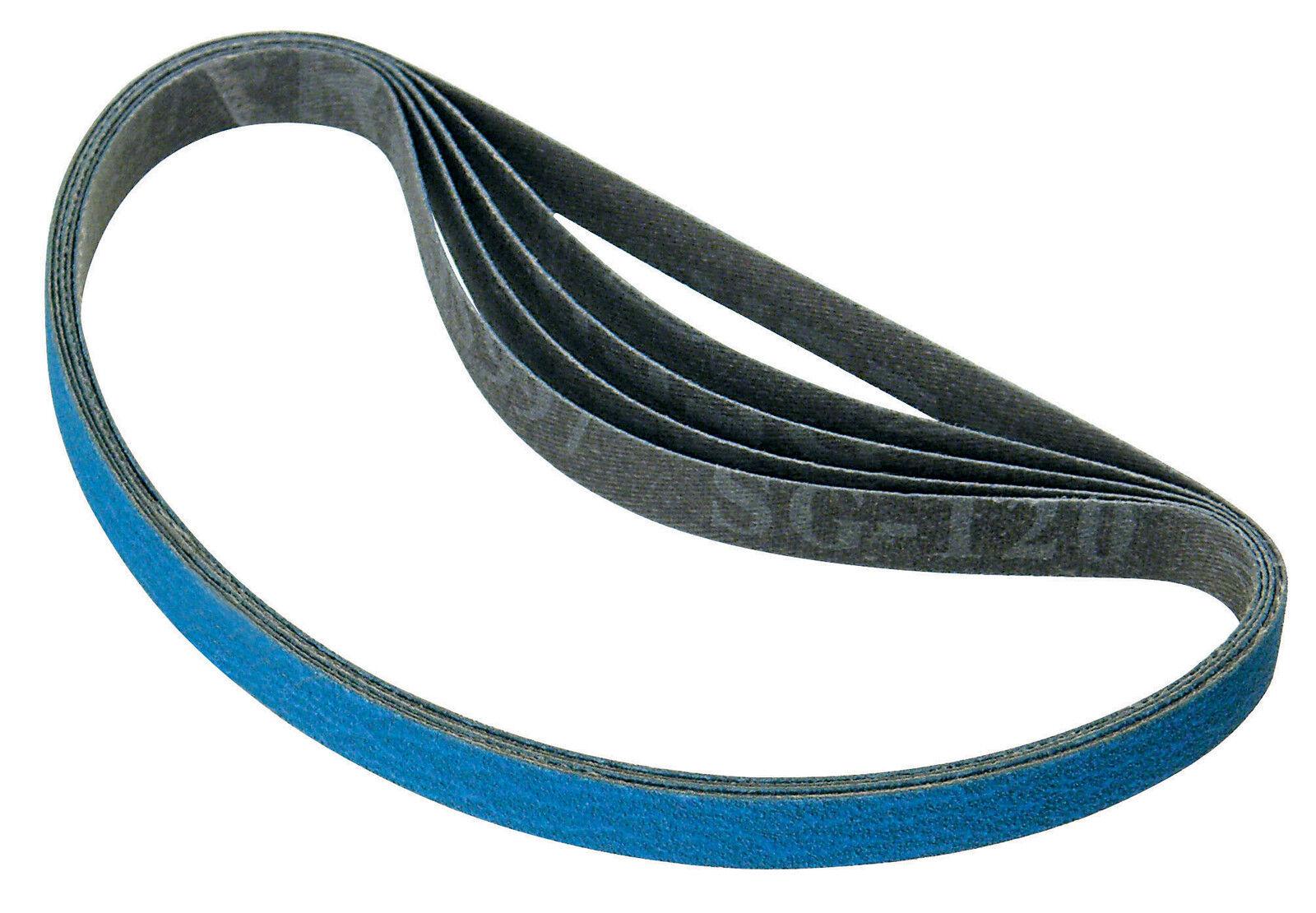 Holmenkol Ersatz Schleifbänder für Smart Edger grob