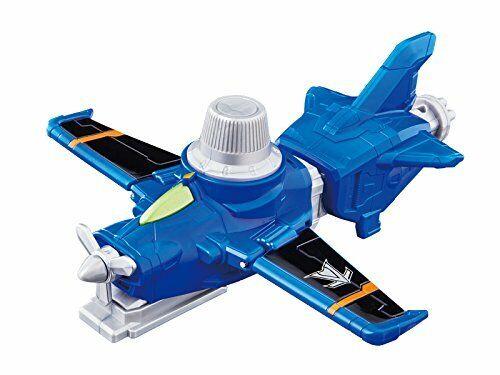 Lupinranger VS Patoranger VS vehicle series DX Blue Dial Fighter