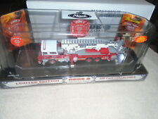 Code 3 Fire Engine 1/64 Limited NEW Coaldale Mack CF Aerialscope Tower  Ladder