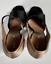 Indexbild 6 - Prada Iconic Retro Satin Sandals Shoes Slingback Schuhe Peep Open Toe Pumps 39