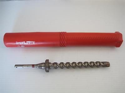 7089 Hilti Rock Impact Drill Bit Te-c-hda-b 22x175 22 X 175 Free Ship Conti Us Elegant In Smell Drills & Hammers