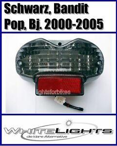 LED-Heckleuchte-Ruecklicht-schwarz-Suzuki-GSF-600-GSF-1200-Bandit-Pop-WVA8-WVA9
