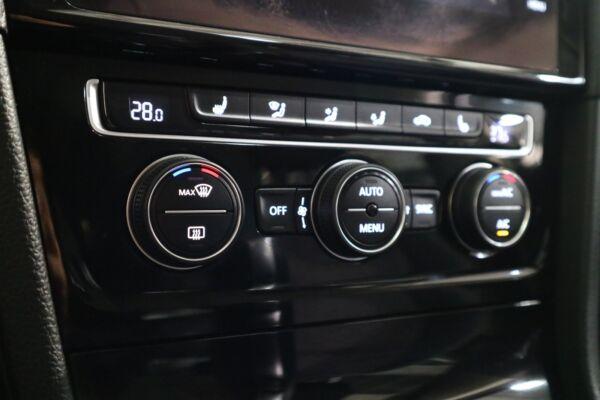 VW Golf VII 1,6 TDi 115 IQ.Drive Variant DSG - billede 5