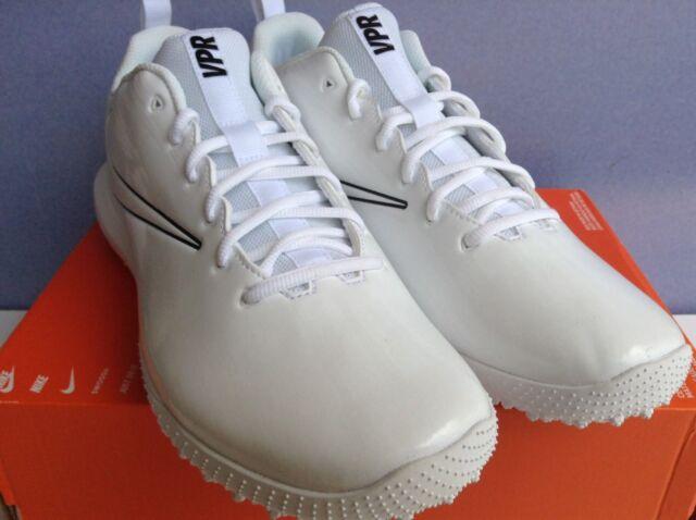 b0d8ba4cf1e0 Nike Vapor Varsity Low Turf LAX White/Black Mns.Sz.12 (923492