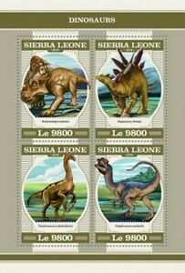 WD08-04-20-Sierra-Leone-2018-Dinosaures-4-Timbre-Feuille-SRL18209a