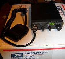 Lot of Three Uniden PRO510XL 40 Channel Radio With Microphone - Powers On!